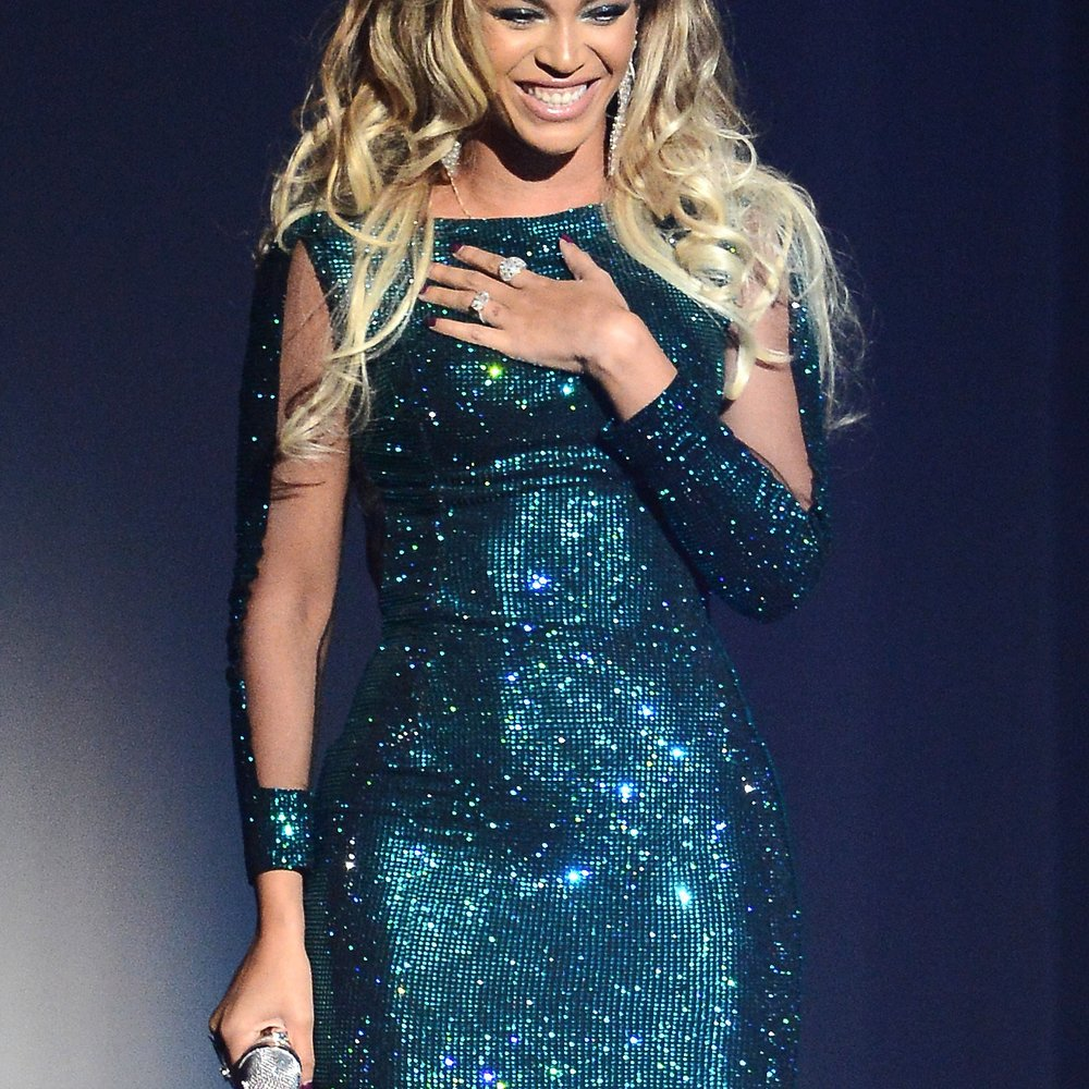 Beyonce begrüßt den kleinen Titan Jewell