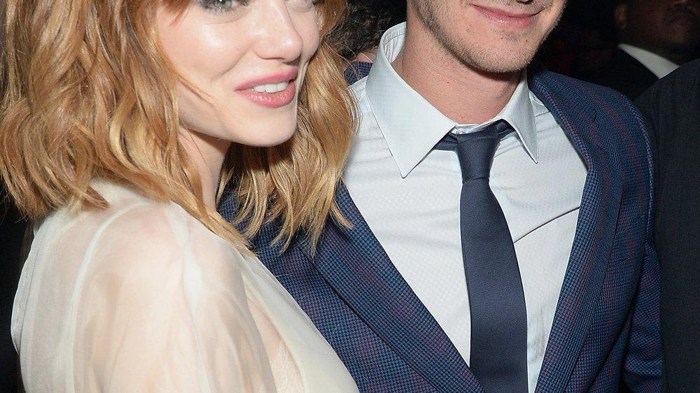 Emma Stone und Andrew Garfield möchten ihr Leben miteinander verbringen