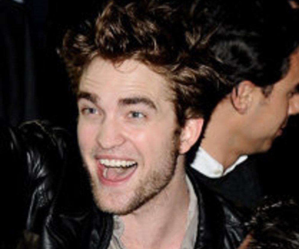 Robert Pattinson im Interview mit MTV