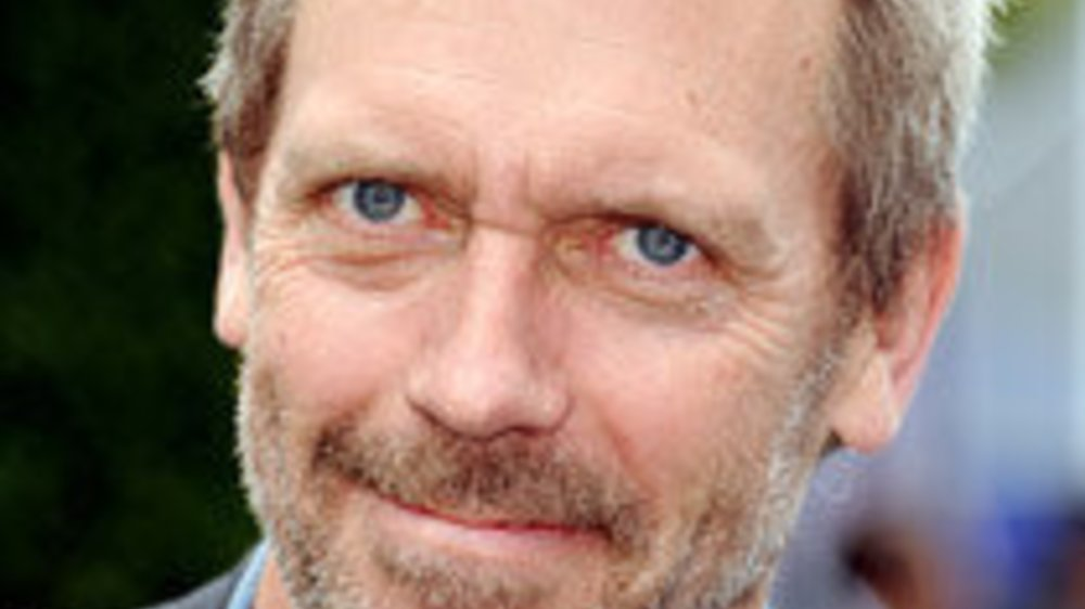 """Dr. House Star Hugh Laurie in """"Mr. Pip"""""""