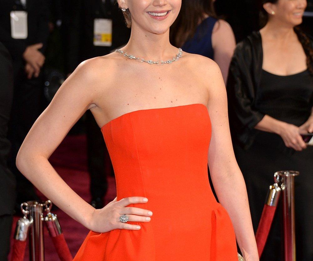 Jennifer Lawrence verbrachte Ostern mit Chris Martin