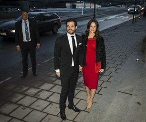 Königlisches Baby in schweden geboren