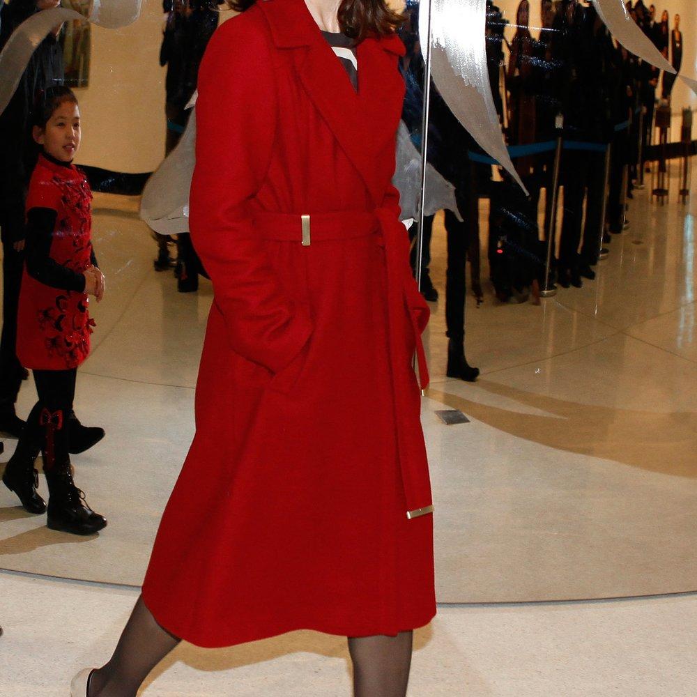 Mary von Dänemark: Fashionstatement beim Staatsbankett