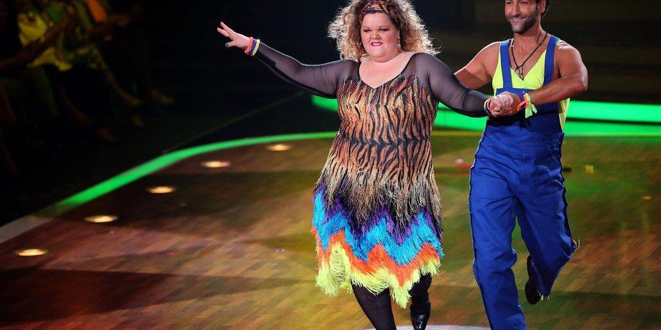 Let's Dance: Manuela findet Kraft bei ihrer Franziska