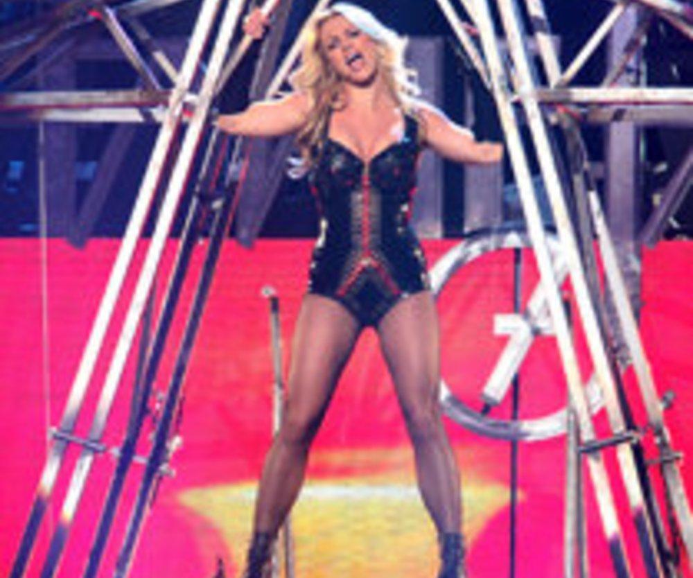 Britney Spears: Überraschungs-Konzert