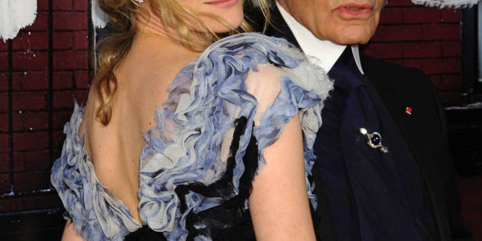 Diane Kruger modelt für Chanel