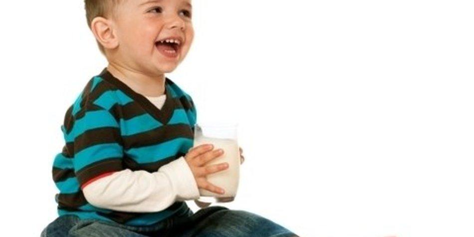 Kindermilch: Die Milch macht's!