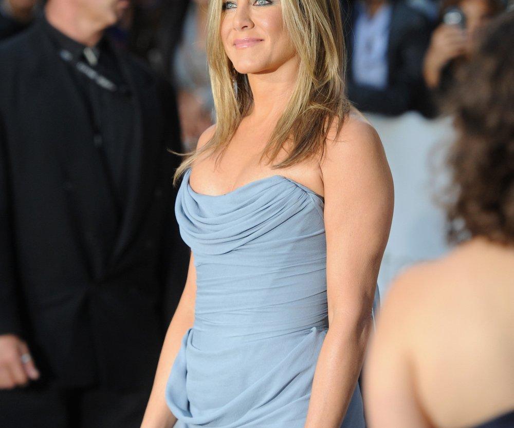 Jennifer Aniston ist genervt