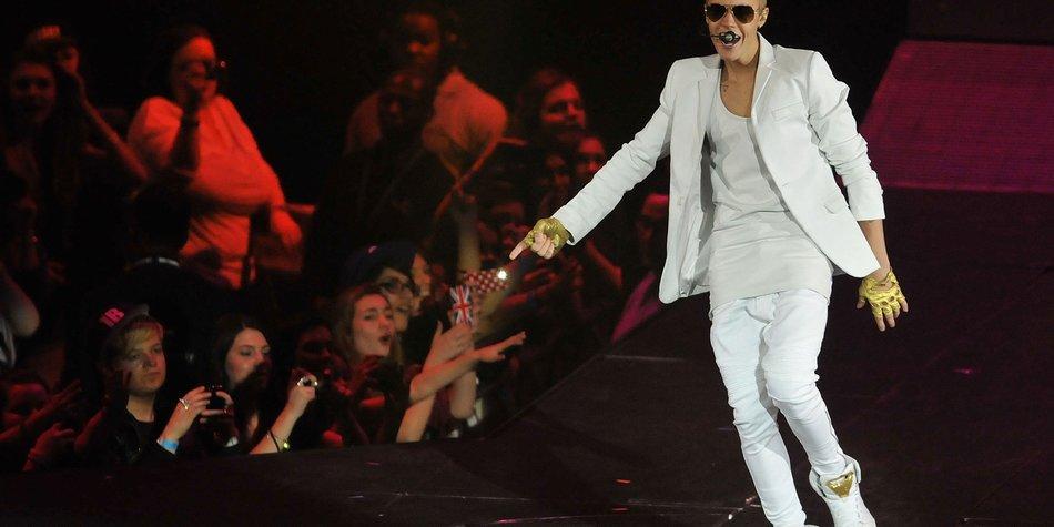 Justin Bieber blamiert sich im Anne-Frank-Haus