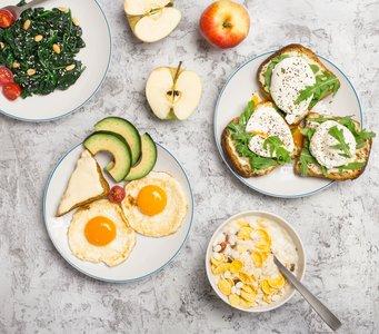 Clean-Eating-Frühstück