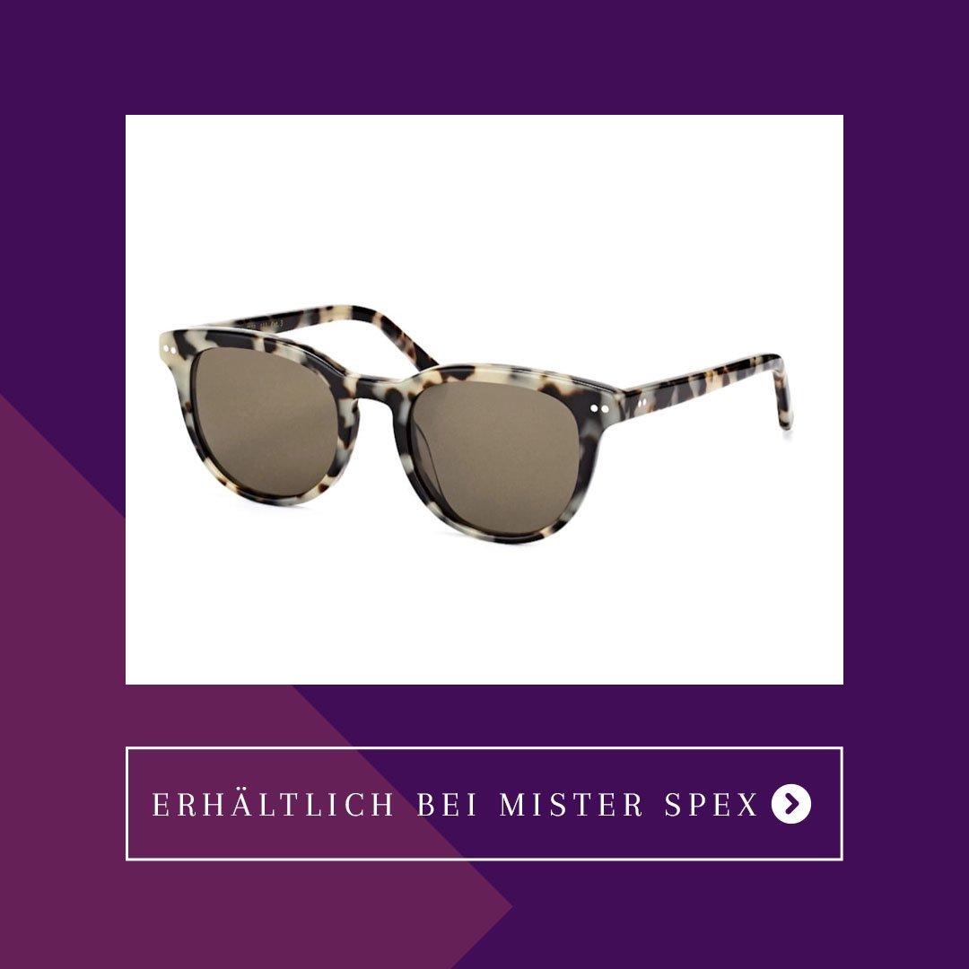 Mister Spex Sonnenbrille Schildplatt Sale