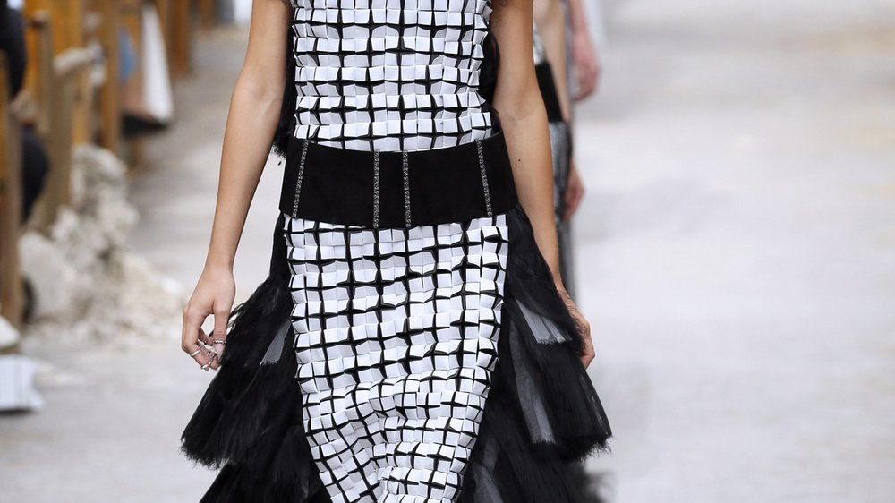 Haute Couture Paris: Die Chanel-Ruinen