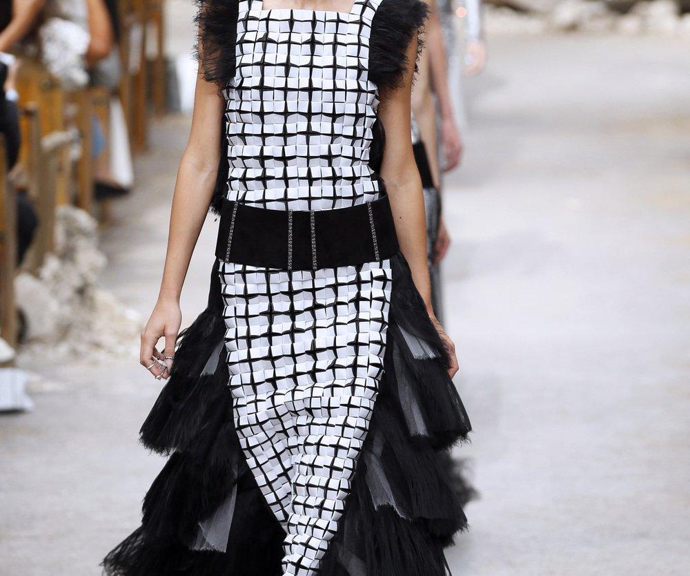 Haute Couture Paris: Die Chanel-Ruinen