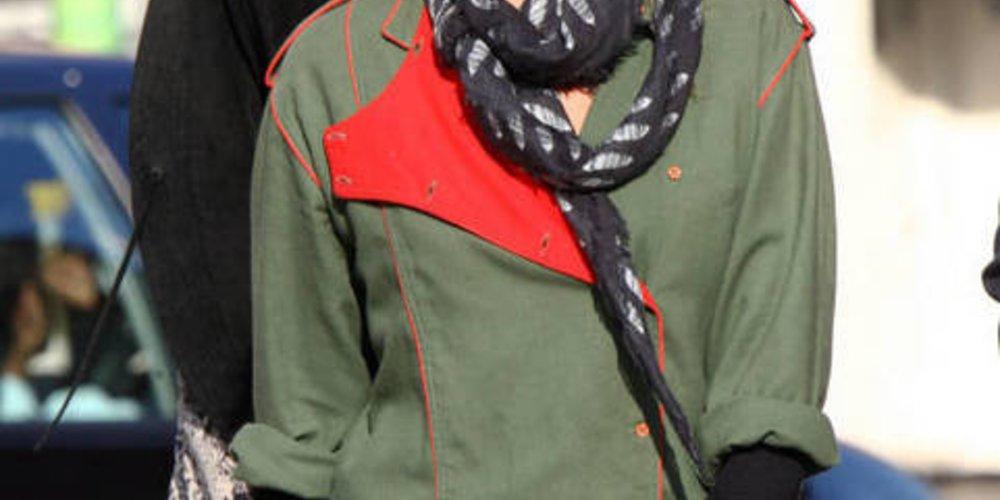 Stilikone wider Willen: Kate Moss