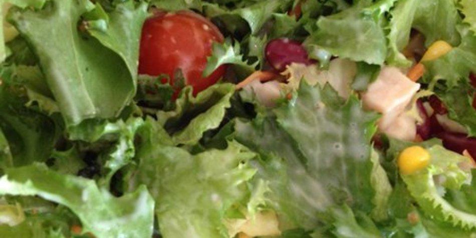 Salatdressing Joghurt