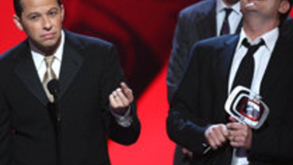 Jon Cryer spricht über die Arbeit mit Charlie Sheen