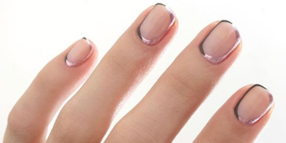 Ombré French Nails