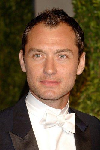 Jude Law bei den Oscars 2011