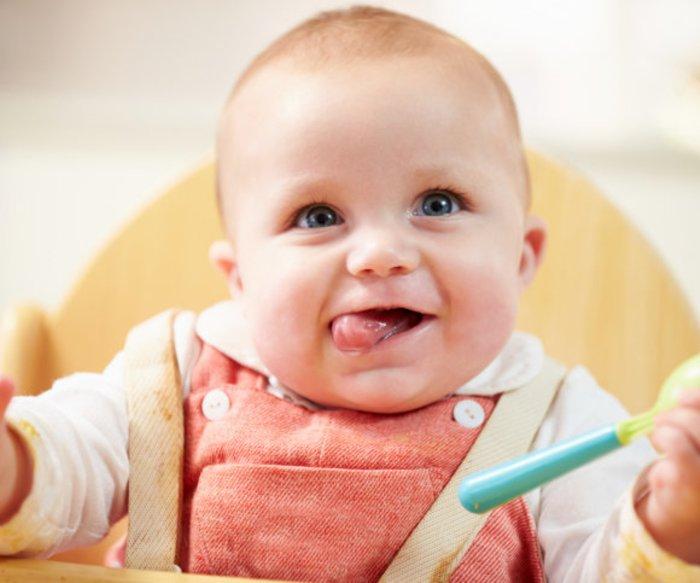 Geschmacksvielfalt mit dem Baby Ernährungsplan
