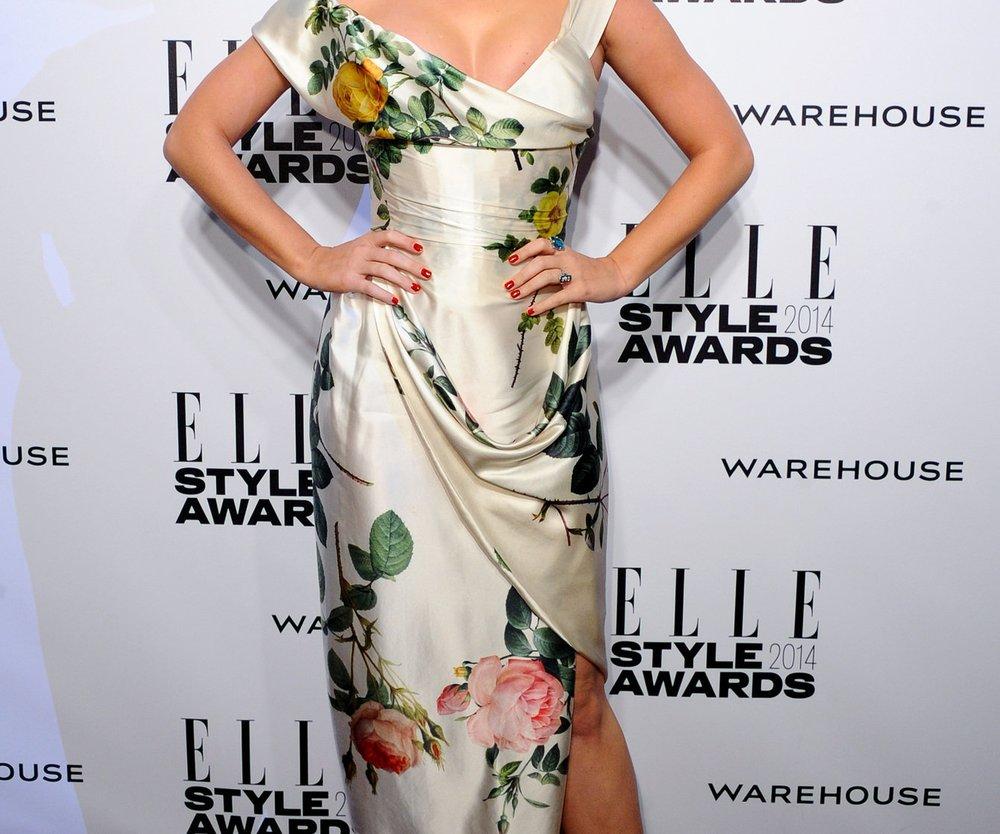 Katy Perry wird zur Frau des Jahres gekürt