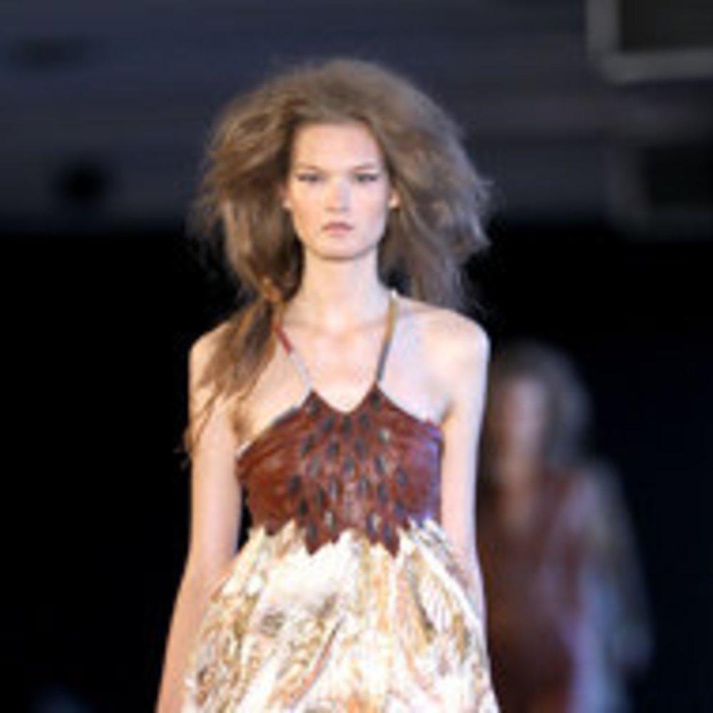 Sophia Kokosalaki für Diesel Black Gold