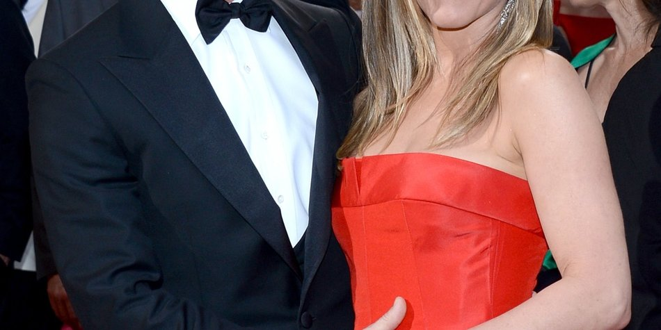 Jennifer Aniston Babybauch