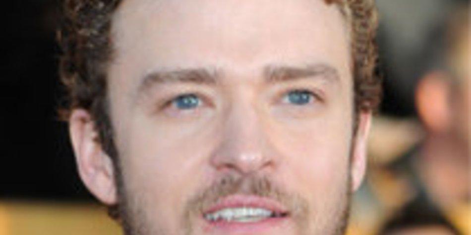 Justin Timberlake: Oscar für Facebook Film?