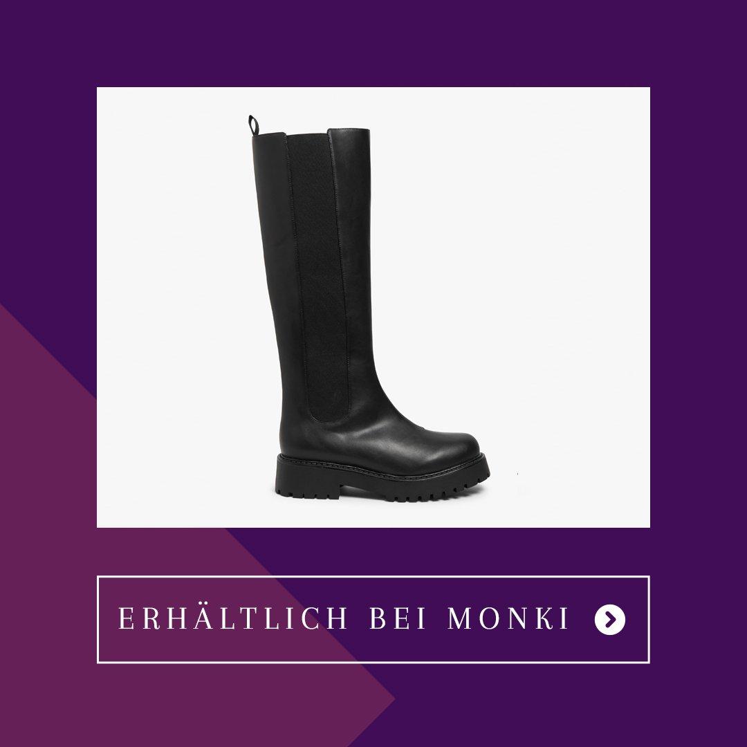 Chunky-Chelsea-Boots Monki