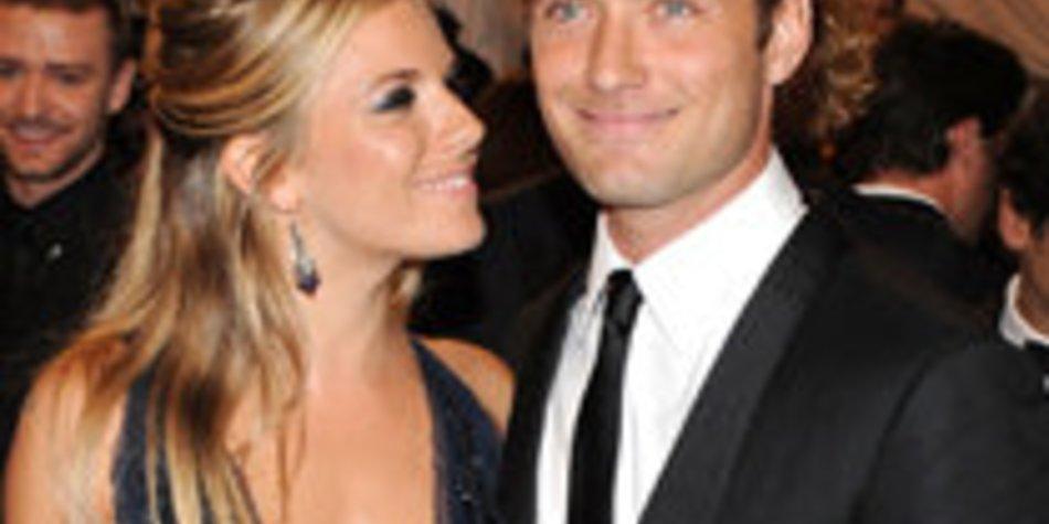 Jude Law und Sienna Miller: Heiratspläne?