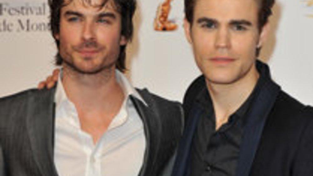 Vampire Diaries: Stars treffen ihre Fans