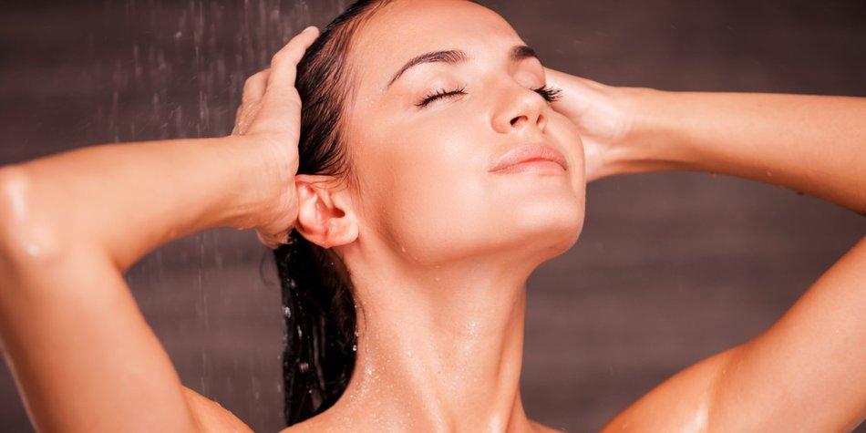 Kopfhaut-Peeling selber machen