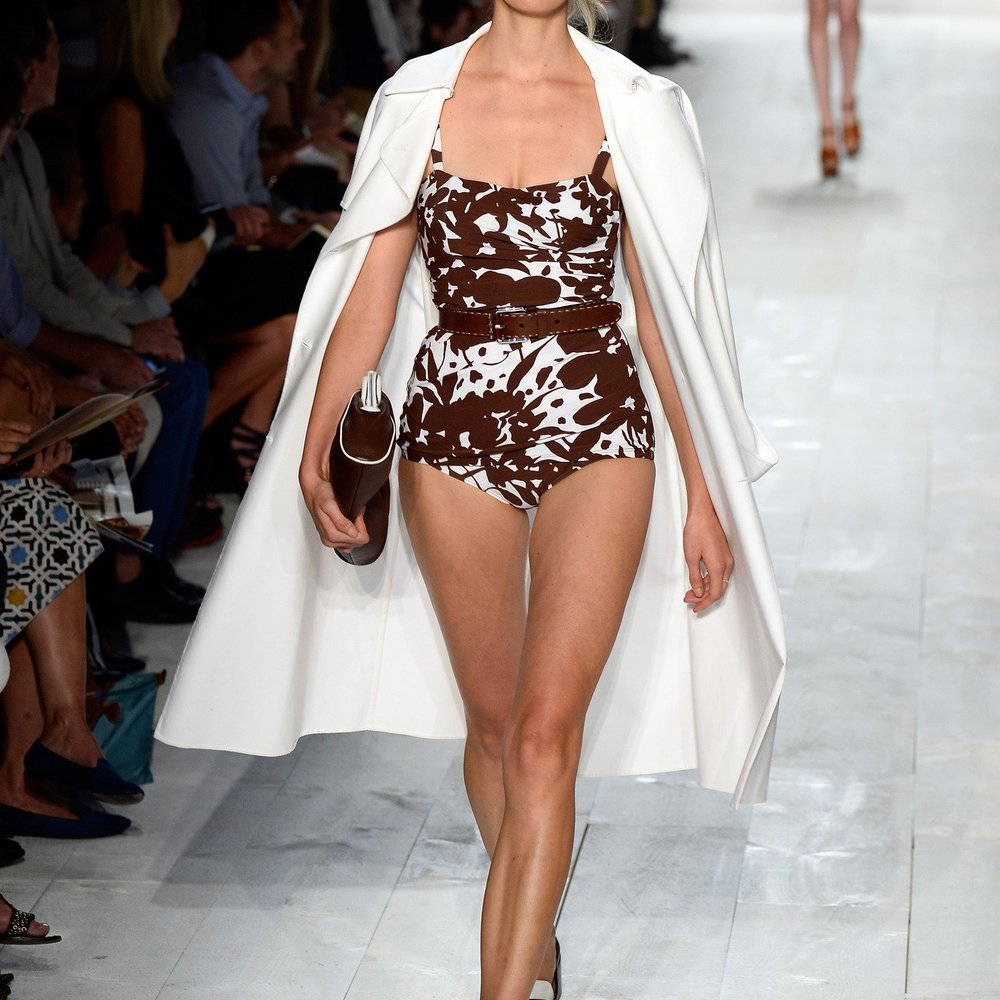 Michael Kors bei der New York Fashion Week