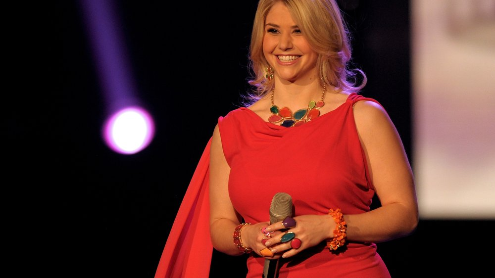 Beatrice Egli dreht in New York