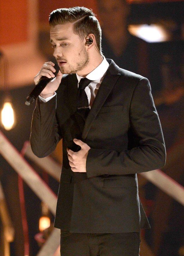 Liam Payne auf der Bühne
