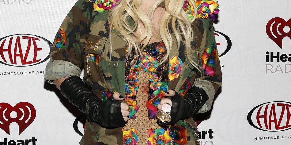 Kesha: Hat sie eine neue Freundin?