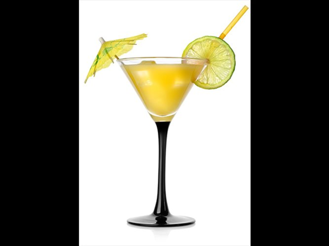 Matcha-Cocktail