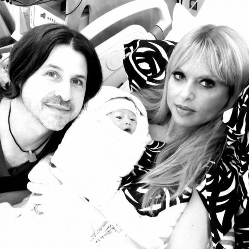 Rachel Zoe ist zum zweiten Mal Mama geworden