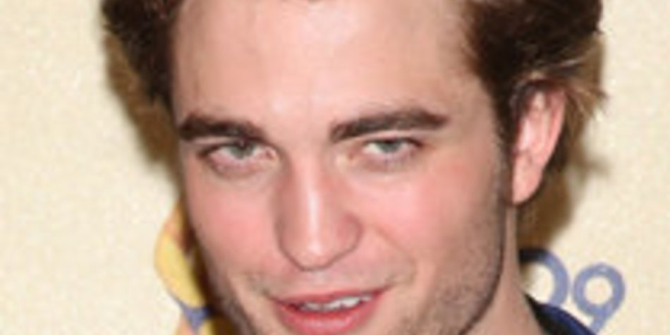 Robert Pattinson: Zahnlos in Hollywood