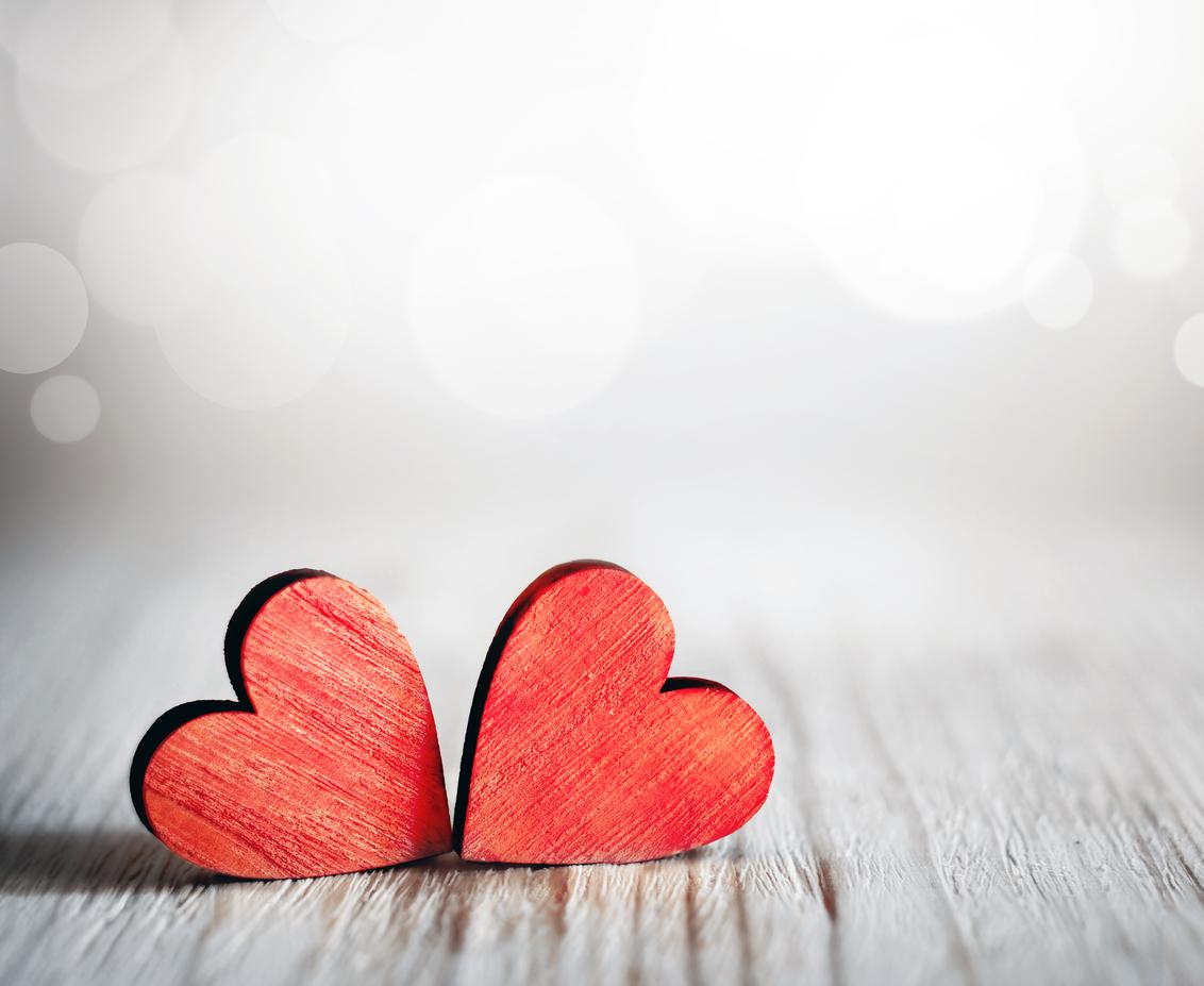 Die Geschichte Des Valentinstags Ist Die Geschichte Von Liebenden.