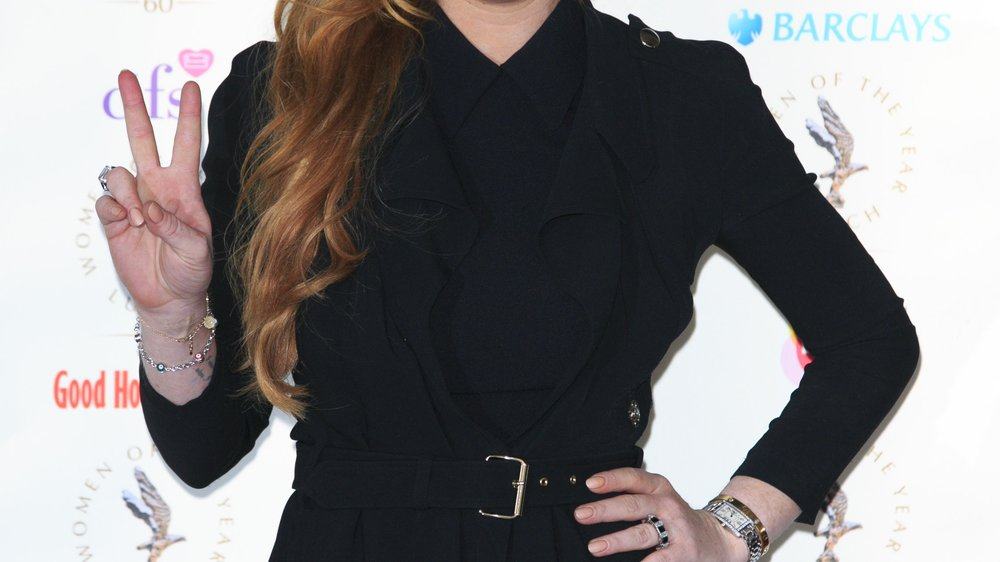 Lindsay Lohan singt wieder!