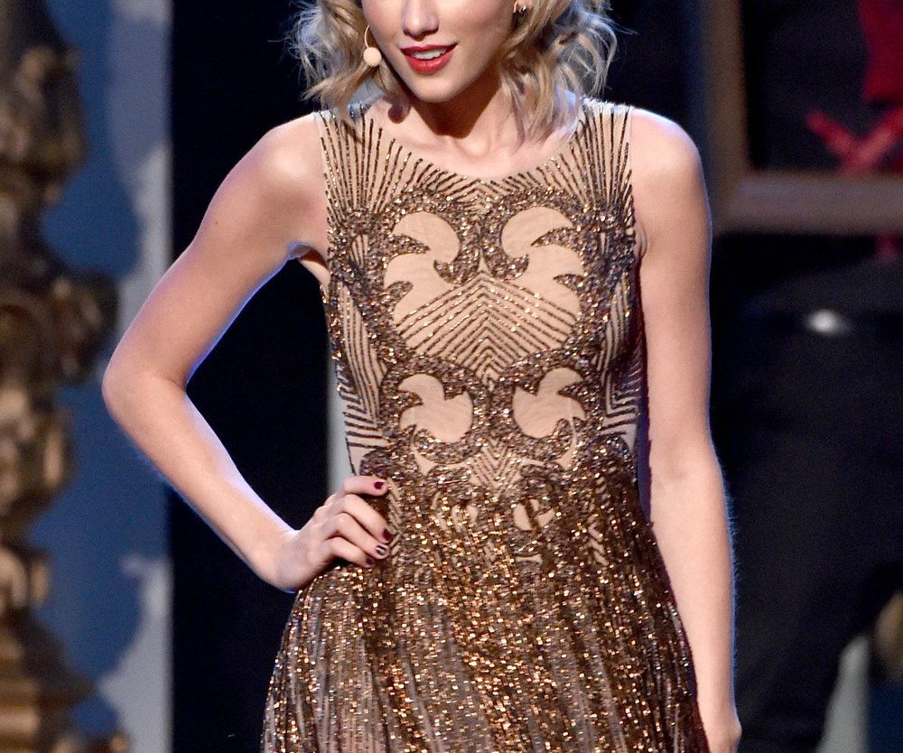 "Taylor Swift disst Harry Styles auf den ""American Music Awards 2014"""