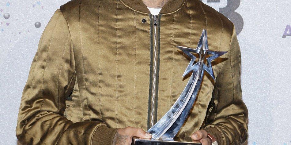 Chris Brown auf Kuschelkurs mit Karrueche Tran