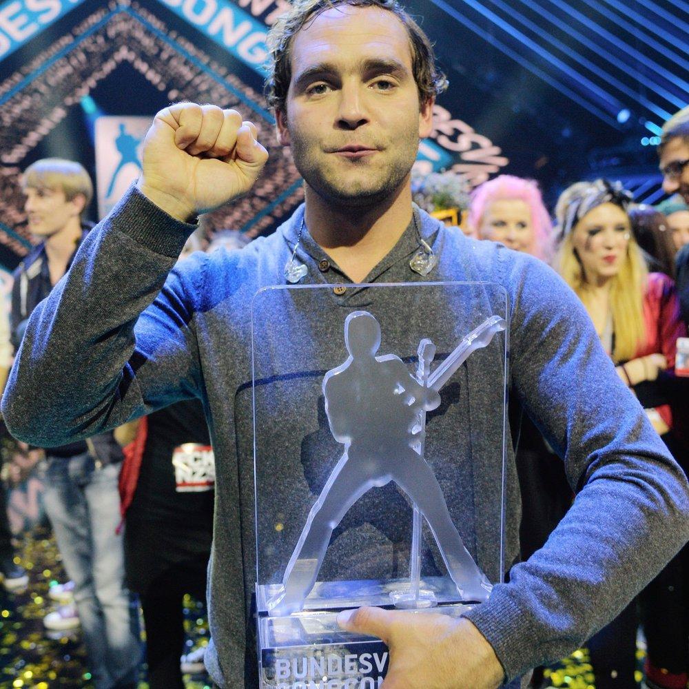 Bundesvision Song Contest: Bosse holt den Titel für Niedersachen