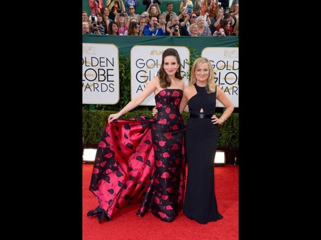 Tina Fey und Amy Poehler