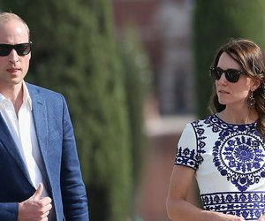 Kate Middleton und William: Schmusen tabu?