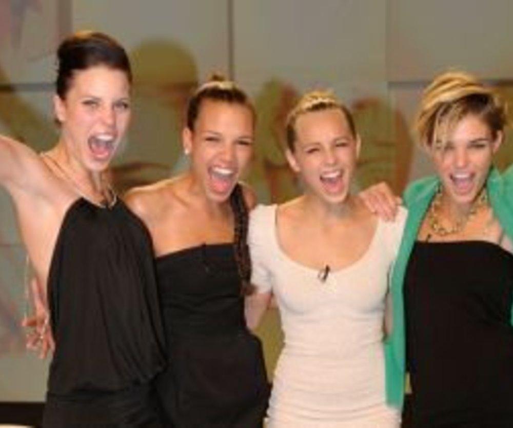 GNTM: Vier Mädchen im Finale!