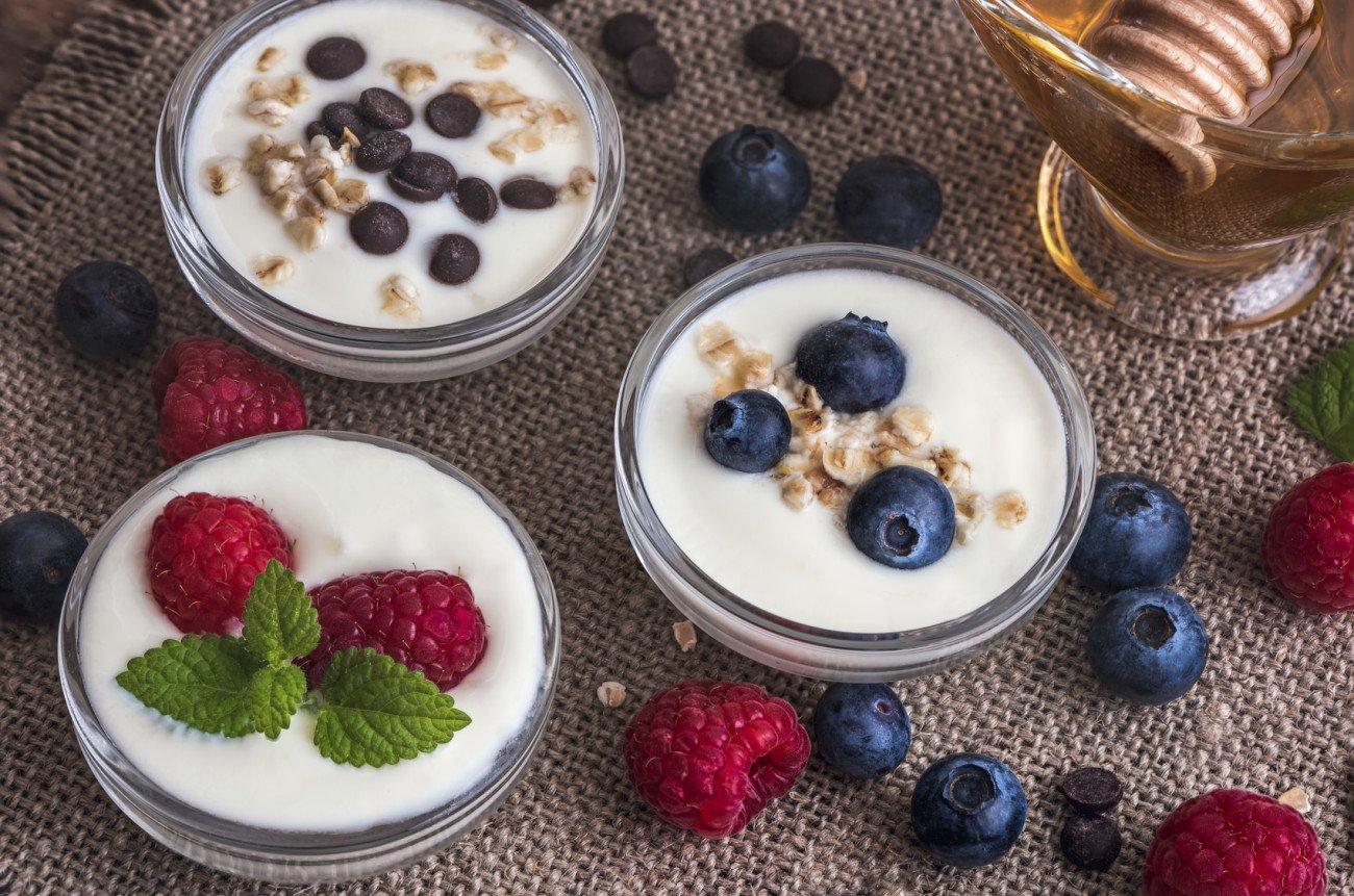Abnehmen mit Joghurt und Quark
