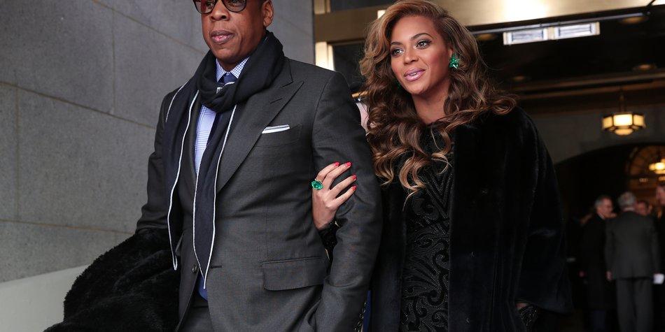 Beyonce und Jay-Z: Ziehen sie nach London?