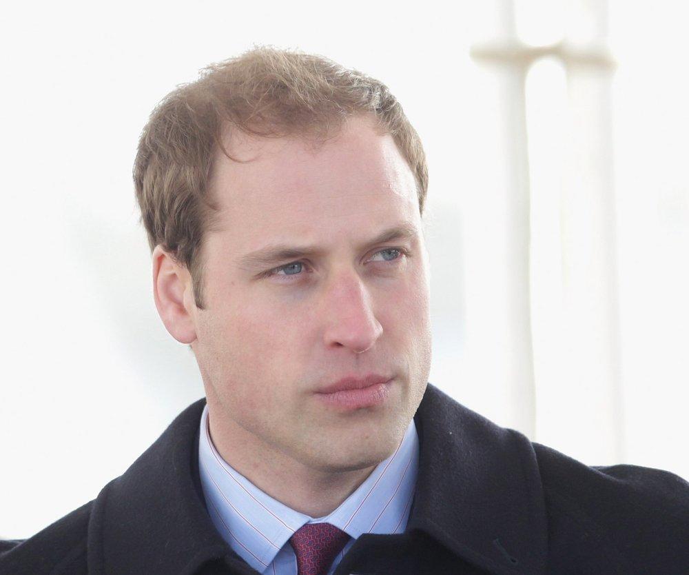 Prinz William wird gedankt