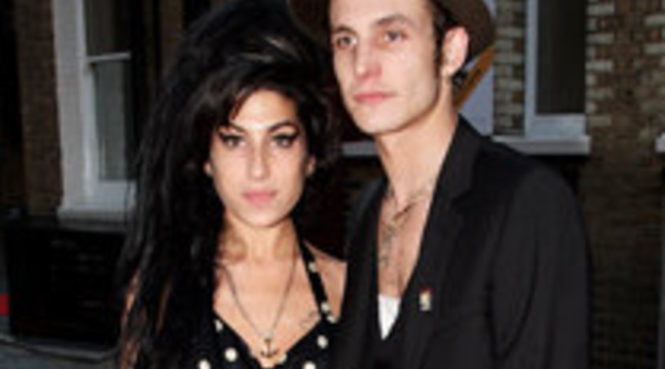 Amy Winehouse und Blake Fielder-Civil: In flagranti erwischt